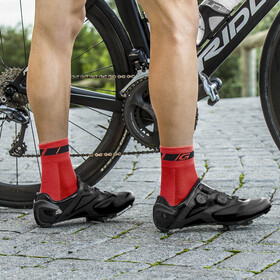 GripGrab Classic Regular Sokken, red